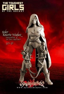 Rosario Vasquez, DoC TR (Sisters - SF)
