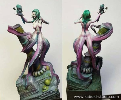 Dark Siren (75mm)