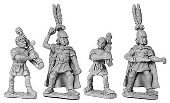 Roman Officers and Lictors (6+2)