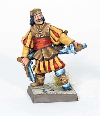 Mercenary 19 (Palo-Leg)