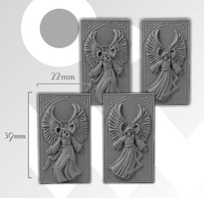 Angels Reliefs