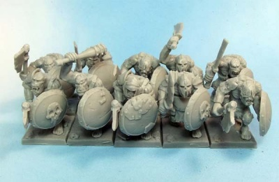 Ork Regiment (10)