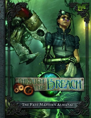 Through the Breach RPG: The Fate Master's Almanac
