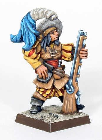 Mercenary 12 (Arquebusier)