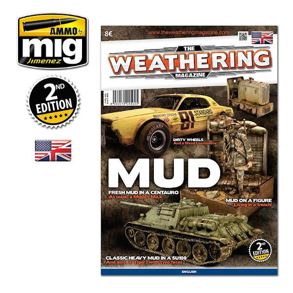 The Weathering Magazine: Issue 5 MUD