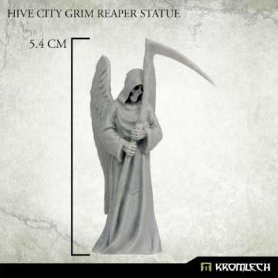 Hive City Grim Reaper Statue