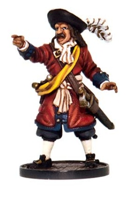 English Commander
