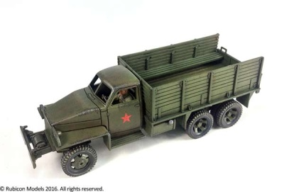 US Studebaker U3/U4 2.5 ton truck (1/56)