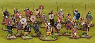 SAGA - Scot Warband