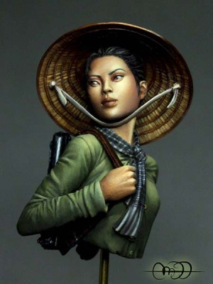 Viet Cong Guerrilla Fighter