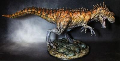 Daggertooth King Lizard