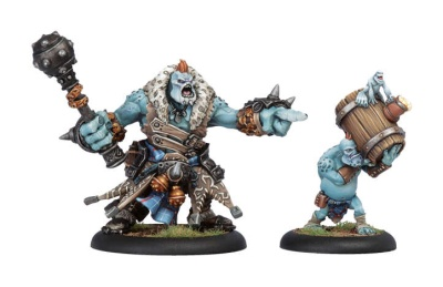 Trollblood Borka Kegslayer