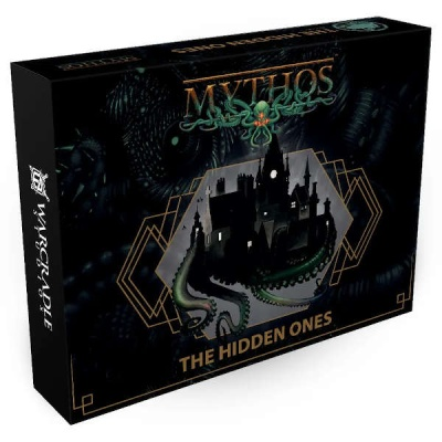 Mythos: The Hidden Ones Faction Starter Set