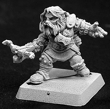 Snorri, Dwarf Rogue