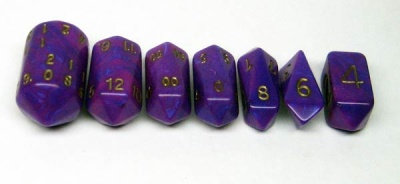 Crystal Caste Interference: Purple (7)