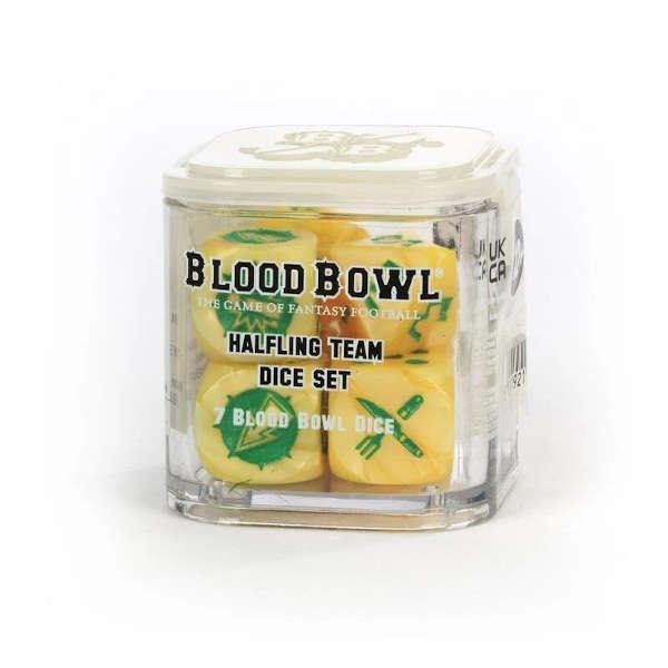 Blood Bowl: Halfling Würfelset