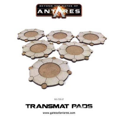 Transmat Pads
