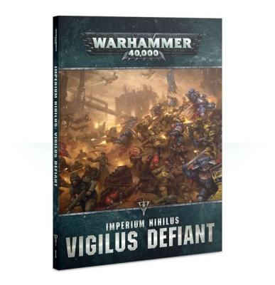 Imperium Nihilus: Vigilus Defiant ENGLISCH