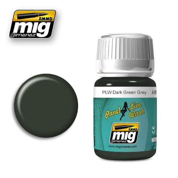PLW Dark Green Grey