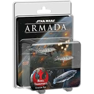 Star Wars Armada: Rebellentransporter