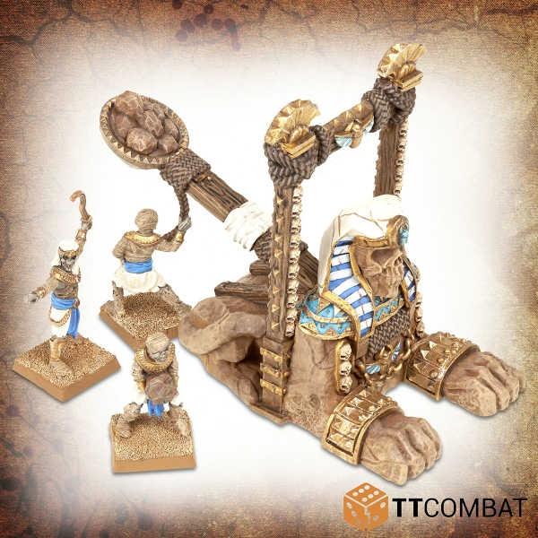 Mummy Catapult