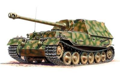 1:100 Sd.Kfz.184 Ferdinand HeavyTank
