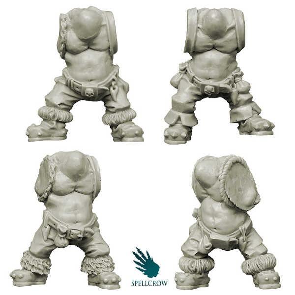 Orcs Warriors Bodies (4)