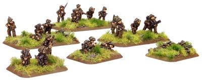 Motor/Pioneer Platoon