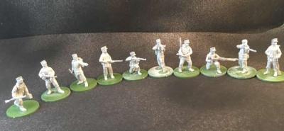 Gebirgsjäger Trupp B (10)