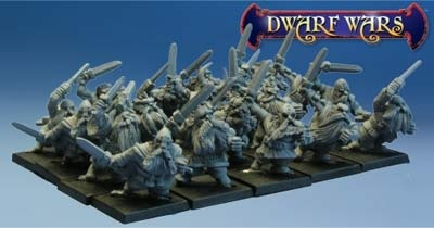 Dwarf Sword Regiment (10)