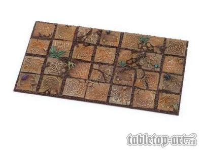 Bodenplatte - Lizard City