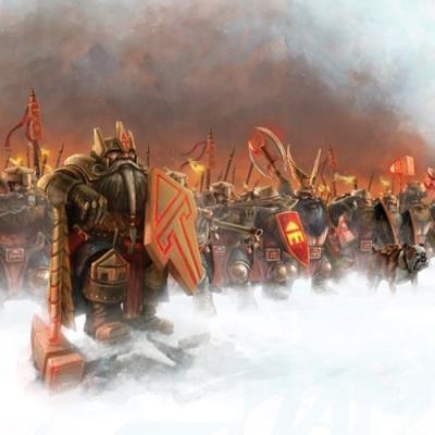 Dwarfs Warhost (40 + 2)