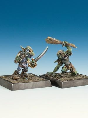 Goblin Geezer + Goblin Velero 2