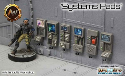 Systems Pads (18)
