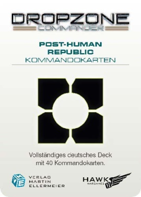 Post-Human Republic Kommandokarten (40)