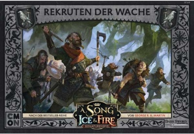 A Song of Ice & Fire: Rekruten der Wache