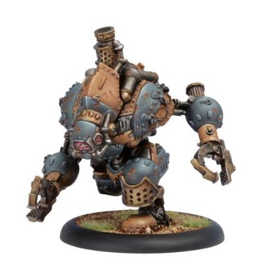 Mercenary Freebooter Heavy Warjack