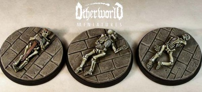 Inanimate Skeletons I (3)