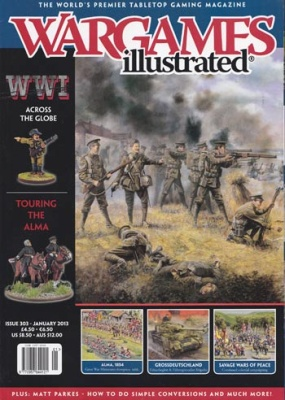 Wargames Illustrated Nr 303