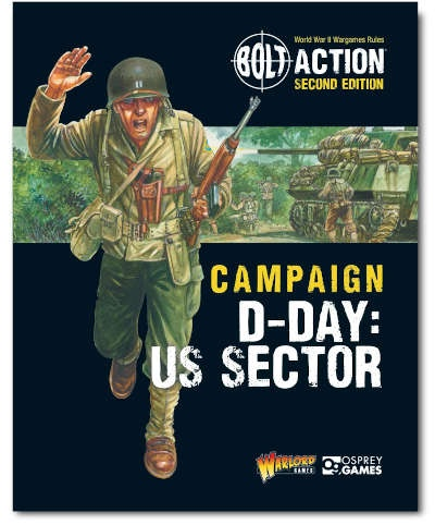 D-Day: The US Sector campaign book