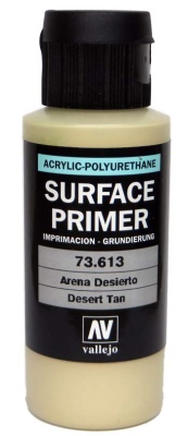 Vallejo Primer Desert Tan 60ml