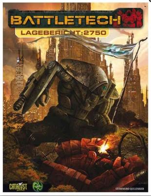 BattleTech Lagebericht: 2750