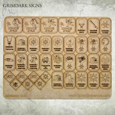 Grimdark Signs