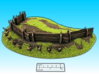 Geländestück große Befestigung