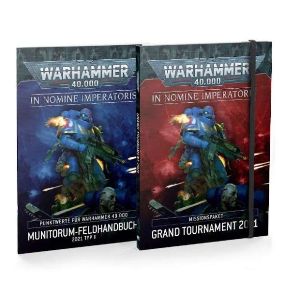 Grand Tournament 2021 Missionspaket