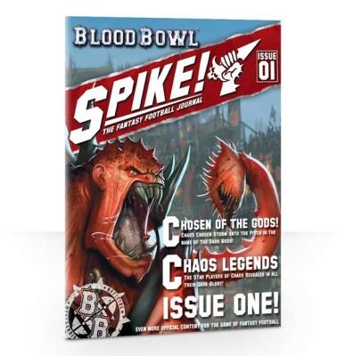 Spike! Ausgabe 1