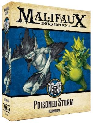 Malifaux (M3E): Poisoned Storm