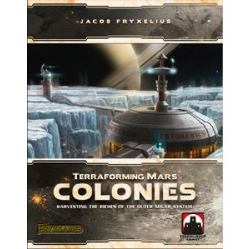 Terraforming Mars - The Colonies - EN