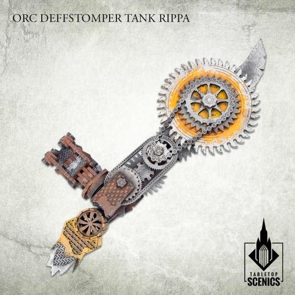 Orc Deffstomper Tank Rippa