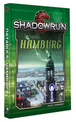 Shadowrun: Hamburg (Hardcover)